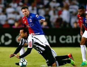 Copa do Brasil: Paraná 3 - 2 Atlético-MG (2017)