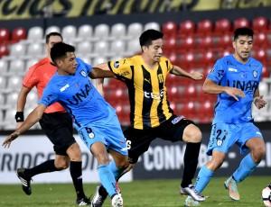 Copa Libertadores: Club Guarani 0 - 0 Municipal Iquique (2017)