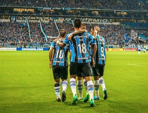 Copa Libertadores: Grêmio 4 - 0 Zamora FC (2017)