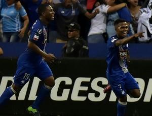 Copa Libertadores: Emelec 3 - 0 FBC Melgar (2017)
