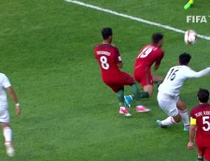 Mundial Sub-20: Portugal 2 - 1 Irão (2017)