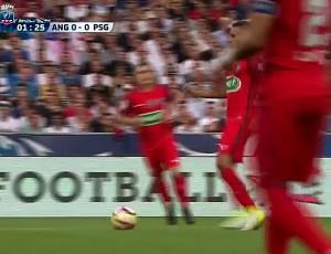 Coupe de France: Angers 0 - 1 PSG (2016-2017)