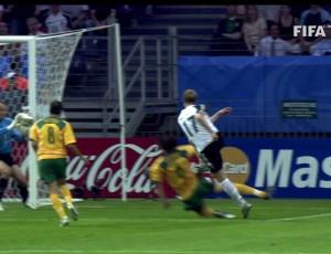 Taça Confederações: Alemanha 4 - 3 Austrália (2005)