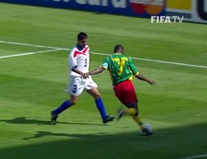 Mundial: Chile 1 - 1 Camarões (1998)