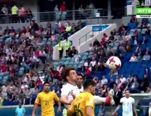 Taça Confederações: Austrália 2 - 3 Alemanha (2017)