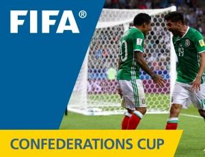 Taça Confederações: México 2 - 1 Nova Zelândia (2017)