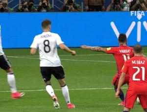 Taça Confederações: Alemanha 1 - 1 Chile (2017)