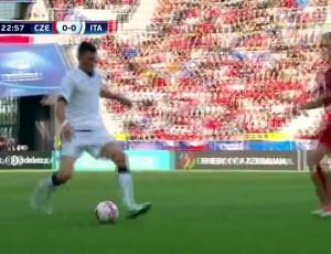Europeu Sub-21: Rep. Checa 3 - 1 Itália (2017)
