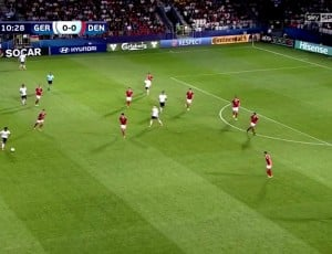 Europeu Sub-21: Alemanha 3 - 0 Dinamarca (2017)