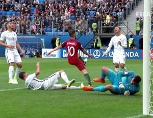 Taça Confederações: Nova Zelândia 0 - 4 Portugal (2017)