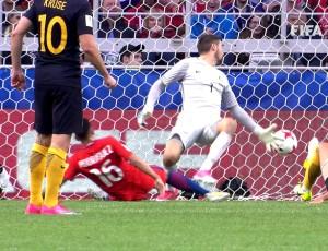 Taça Confederações: Chile 1 - 1 Austrália (2017)