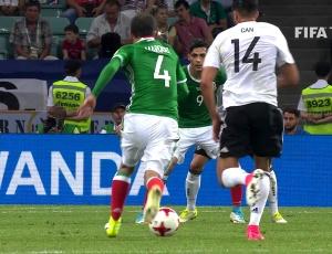 Taça Confederações: Alemanha 4 - 1 México (2017)