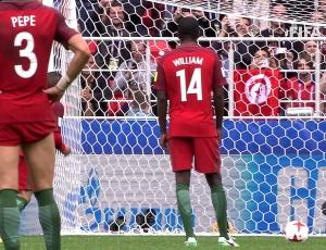 Taça Confederações: Portugal 2 - 1 a.p México (2017)