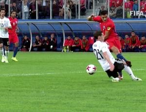 Taça Confederações: Chile 0 - 1 Alemanha (2017)
