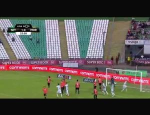 Liga NOS: V. Setúbal 1 - 1 Moreirense (2017-2018)