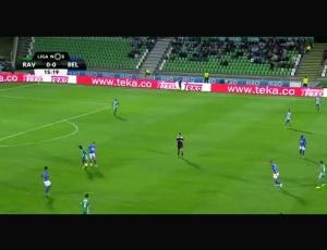 Liga NOS: Rio Ave 1 - 0 Belenenses (2017-2018)