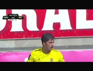 Liga NOS: Marítimo 1 - 0 Paços Ferreira (2017-2018)