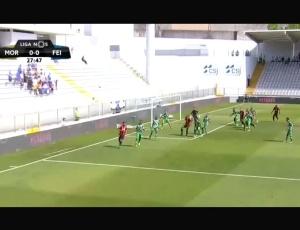 Liga NOS: Moreirense 0 - 0 Feirense (2017-2018)
