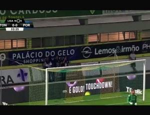 Liga NOS: Tondela 0 - 1 FC Porto (2017-2018)