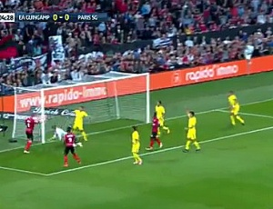 Ligue 1: Guingamp 0 - 3 PSG (2017-2018)