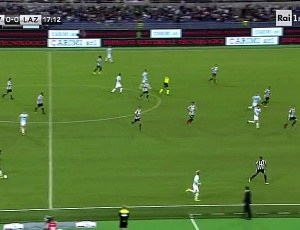 Supercoppa: Juventus 2 - 3 Lazio (2017)