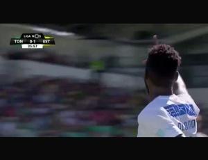 Liga NOS: Tondela 2 - 3 Estoril (2017-2018)