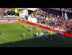 Liga NOS: V. Guimarães 0 - 5 Sporting (2017-2018)