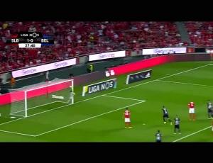Liga NOS: Benfica 5 - 0 Belenenses (2017-2018)