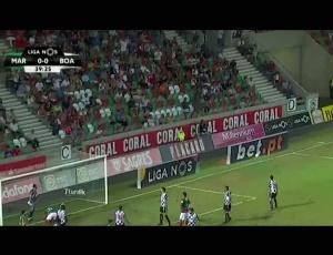 Liga NOS: Marítimo 1 - 0 Boavista (2017-2018)
