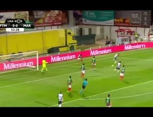 Liga NOS: Portimonense 1 - 2 Marítimo (2017-2018)
