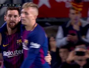 La Liga: Barcelona 5 - 0 Espanyol (2017-2018)