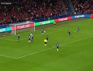 Liga Campeões: Basel 5 - 0 Benfica (2017-2018)