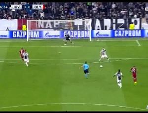 Liga Campeões: Juventus 2 - 0 Olympiakos (2017-2018)