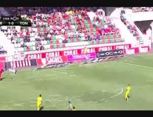 Liga NOS: Marítimo 2 - 0 Tondela (2017-2018)