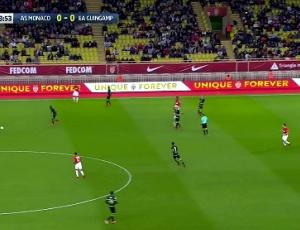 Ligue 1: Monaco 6 - 0 Guingamp (2017-2018)