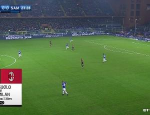 Serie A: Genoa 0 - 2 Sampdoria (2017-2018)