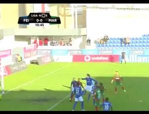 Liga NOS: Feirense 0 - 1 Marítimo (2017-2018)