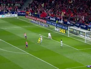 La Liga: Atlético Madrid 0 - 0 Real Madrid (2017-2018)