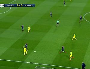 Ligue 1: PSG 4 - 1 Nantes (2017-2018)