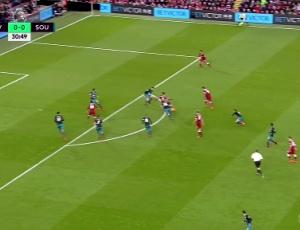 Premier League: Liverpool 3 - 0 Southampton (2017-2018)