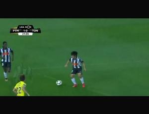 Liga NOS: Portimonense 2 - 0 Tondela (2017-2018)