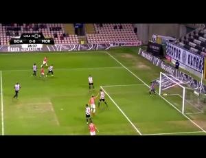 Liga NOS: Boavista 1 - 0 Moreirense (2017-2018)