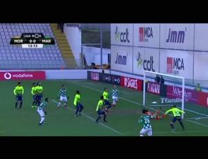 Liga NOS: Moreirense 1 - 1 Marítimo (2017-2018)