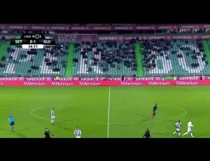 Liga NOS: V. Setúbal 1 - 2 V. Guimarães (2017-2018)