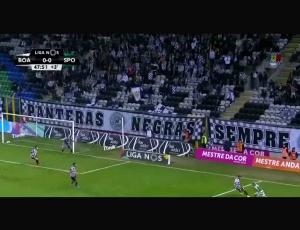 Liga NOS: Boavista 1 - 3 Sporting (2017-2018)