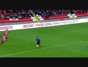 Liga NOS: Desp. Aves 0 - 1 Tondela (2017-2018)