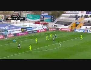 Liga NOS: Portimonense 0 - 1 Desp. Chaves (2017-2018)
