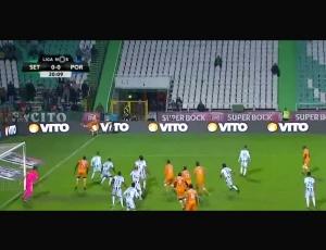 Liga NOS: V. Setúbal 0 - 5 FC Porto (2017-2018)