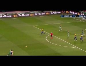 Taça CTT: Sporting 6 - 0 U. Madeira (2017-2018)