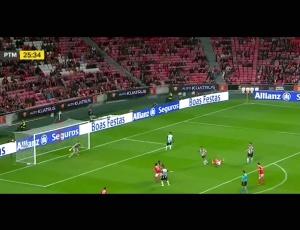 Taça CTT: Benfica 2 - 2 Portimonense (2017-2018)
